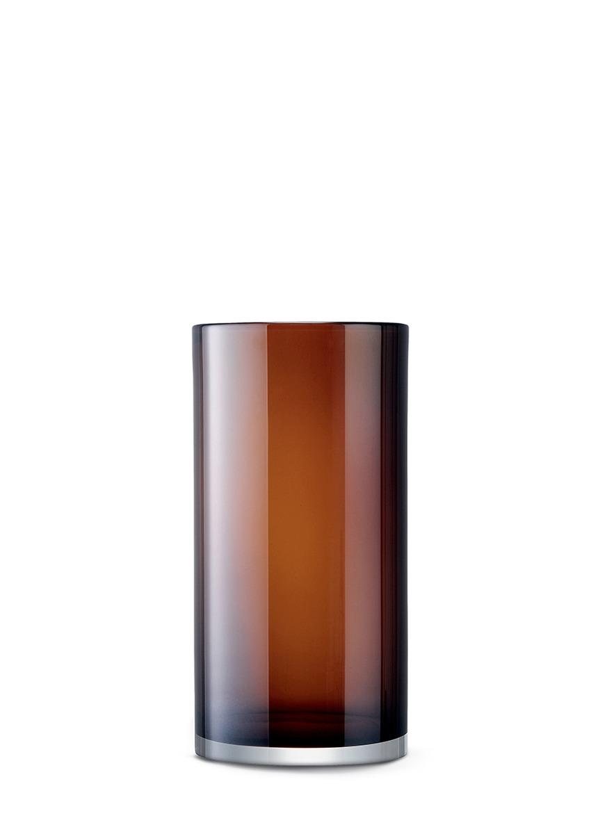 半个花瓶简笔画