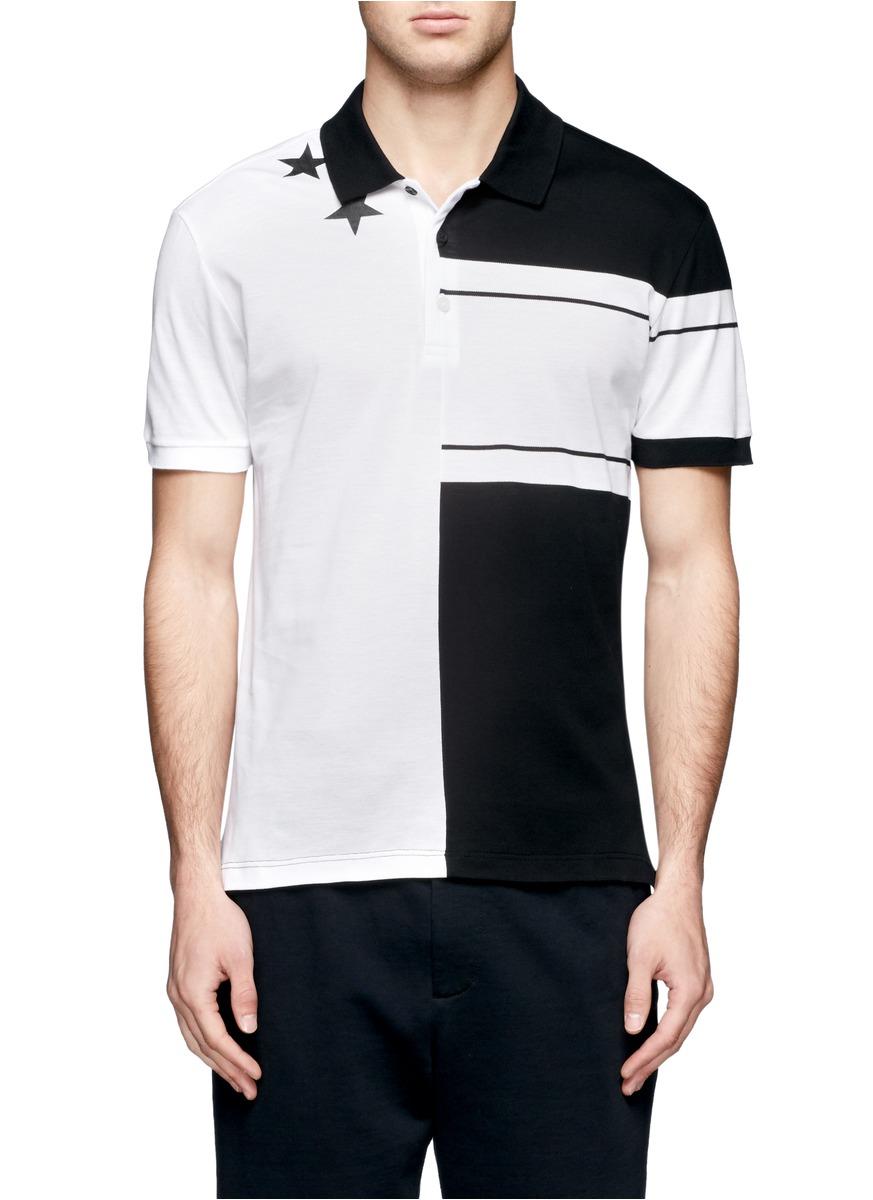 衬衫,因为五角星和条纹的点缀而焕发时尚光彩,在纪梵希创意总监