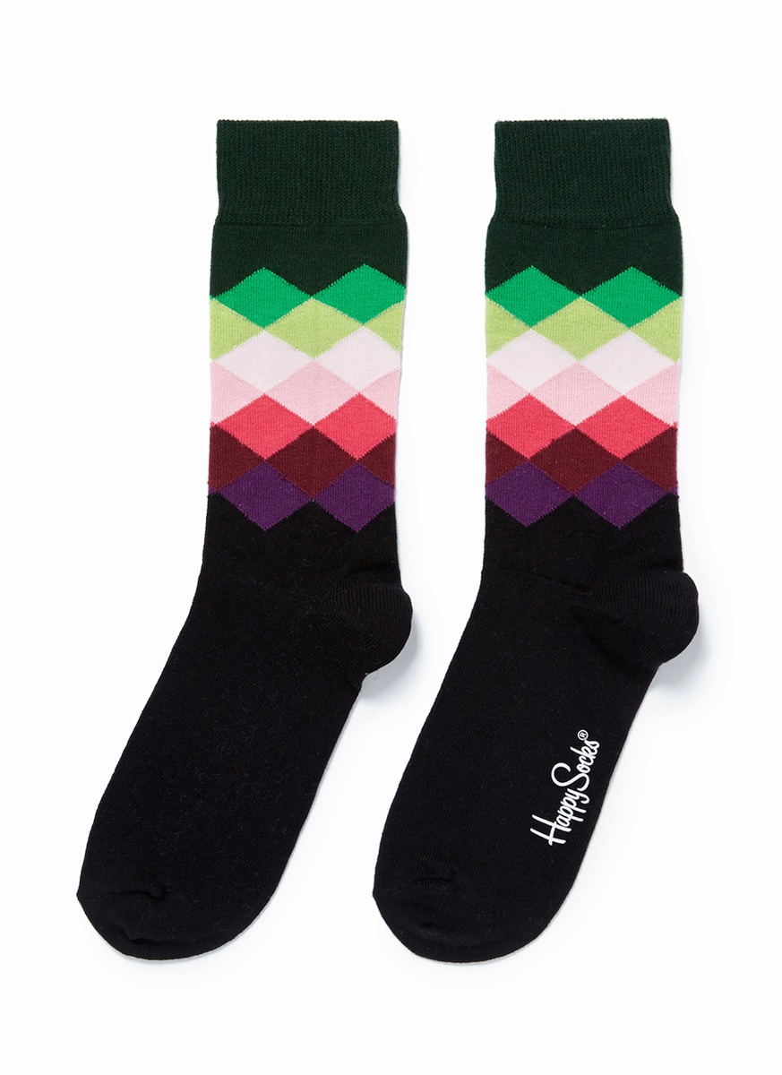 袜子图案设计步骤