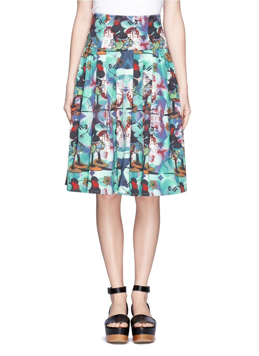 高腰裙服装结构制图图片