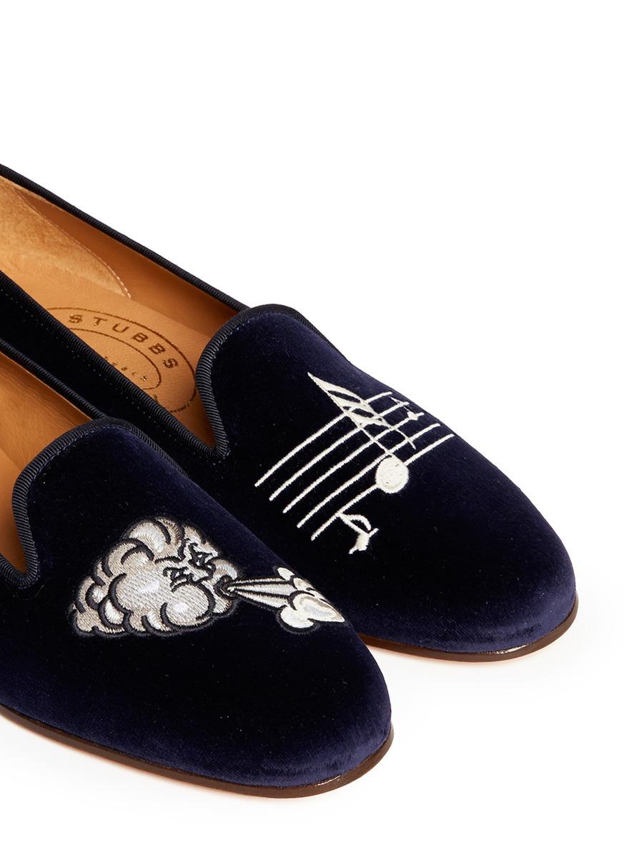 勾鞋子的花样图纸