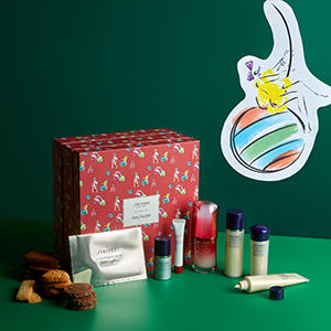 Last Minute Gift Guide:<br>Shiseido Parlour