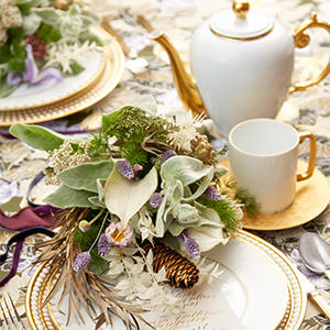 The Guide to Christmas<br>Table Setting