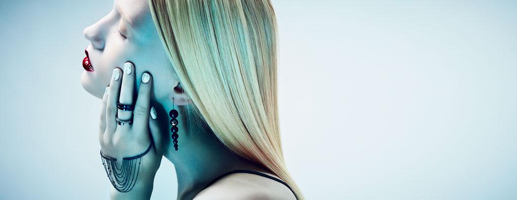 造型新风:摩登珠宝