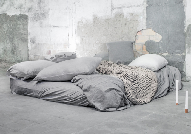 床 家居 家具 素描 卧室 装修 640_450