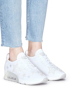 ASH Lucky Star五角星贴花针织运动鞋