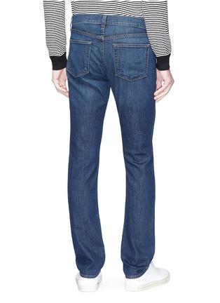 背面 - 点击放大 - J Brand - Kane低腰直脚牛仔裤