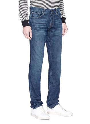 正面 -点击放大 - J Brand - Kane低腰直脚牛仔裤