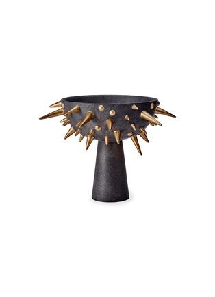 首图 –点击放大 - L'OBJET - Celestial尖锥铆钉陶器立碗-小号