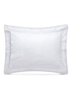 Frette Shading拼色条纹纯棉棉缎枕头