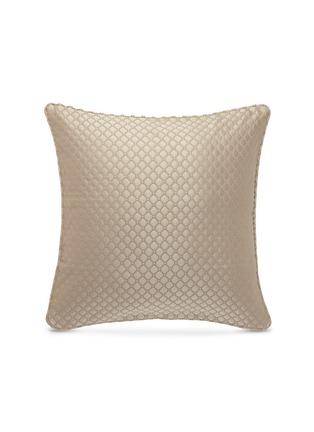 首图 –点击放大 - FRETTE - Illusione几何提花方形靠垫枕套
