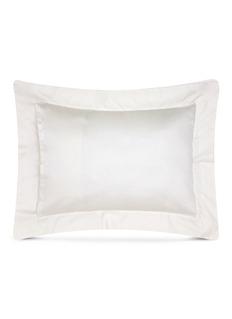 FRETTE Tweed几何花卉边缘纯棉枕头
