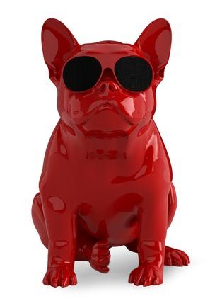 首图 –点击放大 - JARRE TECHNOLOGIES - AeroBull HD斗牛犬造型蓝牙音响-亮红色