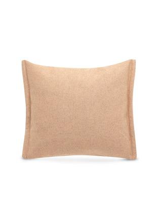 首图 –点击放大 - Moroso - Gentry鹅绒填充羊毛靠垫-米色