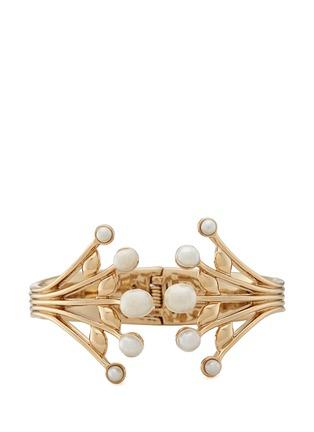 首图 - 点击放大 - LULU FROST - ALESIA枝叶造型淡水珍珠手镯