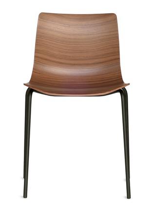 首图 –点击放大 - Case - Loku核桃木座椅