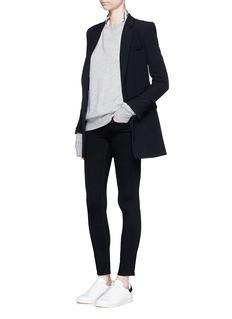 L'AGENCE THE CHANTAL低腰修身长裤