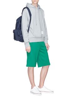 Moncler 混棉短裤
