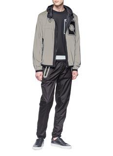 Moncler x Craig Green反光细节休闲裤