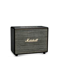 MARSHALL Woburn无线蓝牙音箱及Mid耳罩式蓝牙耳机套装-黑色