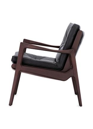 细节 –点击放大 - ClassiCon - Euvira真皮实木扶手椅