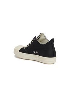Rick Owens x BIRKENSTOCK  帆布厚底运动鞋