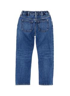 ACNE STUDIOS Bear儿童款水洗纯棉牛仔裤