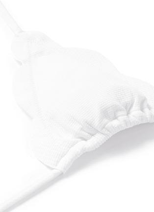 细节 - 点击放大 - MARYSIA - BOARDWAY波浪三角罩杯比基尼泳衣