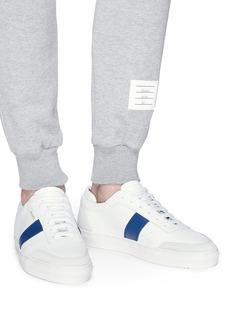 Axel Arigato Dunk拼接设计真皮运动鞋