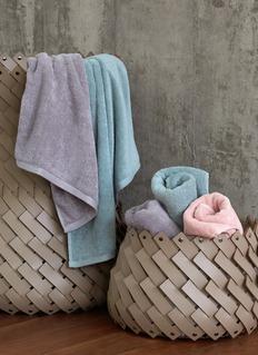 LANE CRAWFORD 有机棉浴巾-粉色