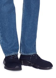 Balenciaga Speed系带针织运动鞋