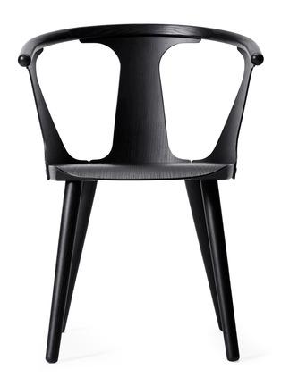 首图 –点击放大 - &Tradition - In Between SK1橡木座椅-黑色