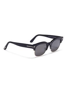 TOM FORD Harry板材拼接金属太阳眼镜