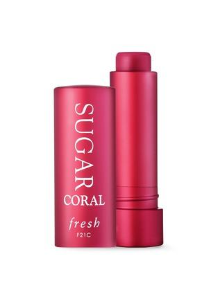 首图 -点击放大 - Fresh - 澄糖滋润护唇膏SPF15(珊瑚红)