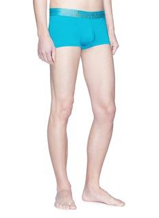Calvin Klein Underwear Focused Fit品牌名称平脚内裤