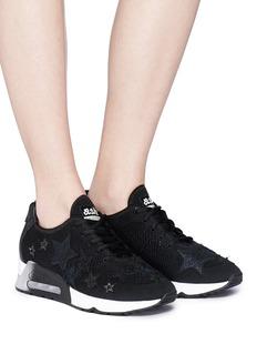 ASH Lucky Star五角星刺绣针织运动鞋