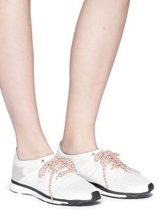ADIDAS BY STELLA MCCARTNEY Adizero Adios针织运动鞋