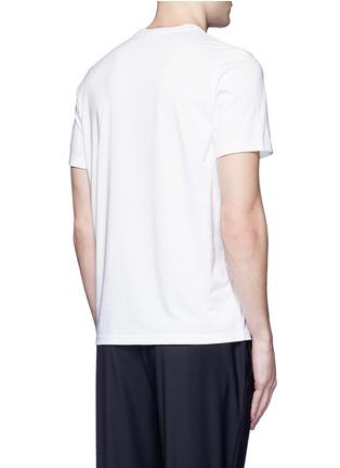 背面 - 点击放大 - PS PAUL SMITH - 趣味药丸胶印纯棉T恤