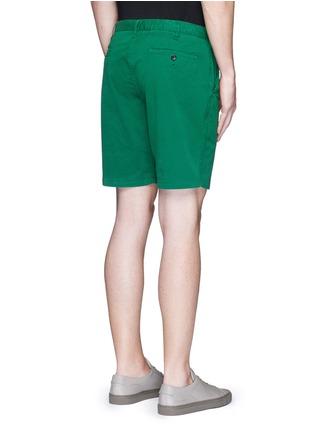 背面 - 点击放大 - PS PAUL SMITH - 单色棉质短裤