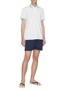 ORLEBAR BROWN Setter拼色侧条纹泳裤