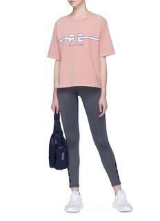 P.E Nation Active Duty品牌名称纯棉T恤