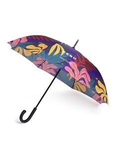 LANE CRAWFORD x Zebu植物图案雨伞