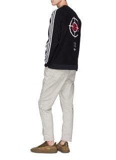 adidas x NEIGHBORHOOD 三重侧条纹品牌标志卫衣