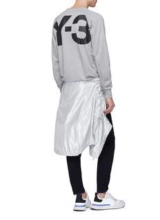 Y-3 品牌名称纯棉卫衣