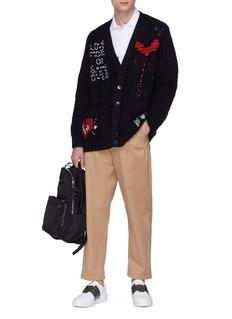 Valentino VLTN品牌名称纯棉polo衫
