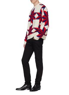 Calvin Klein 205W39NYC 星星图案羊毛针织衫