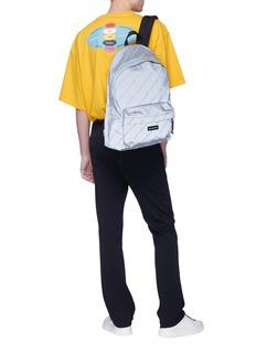 BALENCIAGA 人格理论印花oversize纯棉T恤