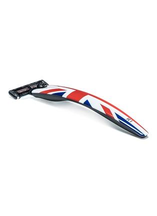 首图 -点击放大 - BOLIN WEBB - 经典R1剃须刀(英国国旗)