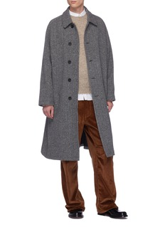 E. Tautz Shetland羊毛针织衫