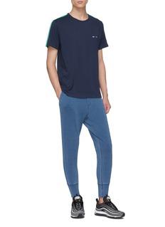 THE UPSIDE 罗纹针织锥形休闲裤